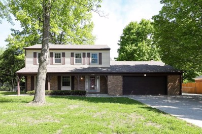 1906 Oakwood Drive, Anderson, IN 46011 - #: 21640289