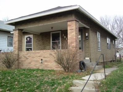 2816 E 16TH Street, Indianapolis, IN 46201 - #: 21640359
