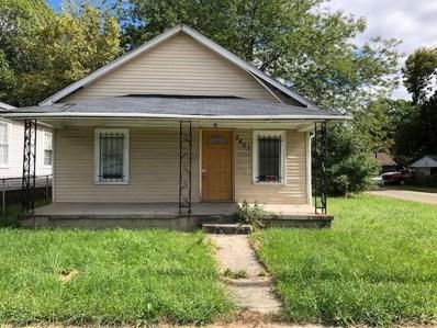 2401 Shriver Avenue, Indianapolis, IN 46208 - #: 21640413