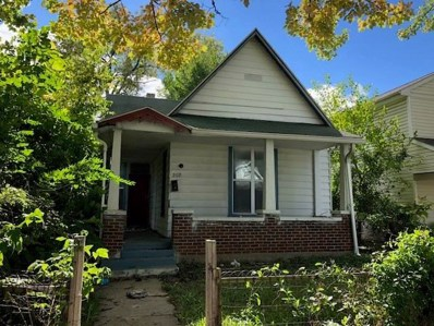 909 W 29th Street, Indianapolis, IN 46208 - #: 21640415