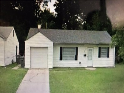 6262 E 24th Street, Indianapolis, IN 46219 - #: 21640451