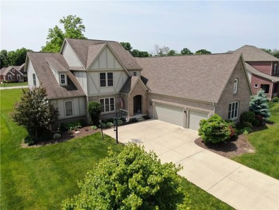 6881 Ethens Glen Drive, Avon, IN 46123 - MLS#: 21640613