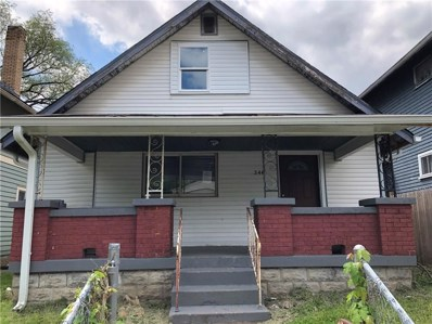 544 N Dearborn Street, Indianapolis, IN 46201 - #: 21640641