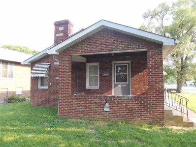 4801 Brookville Road, Indianapolis, IN 46201 - #: 21640673