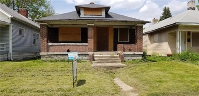 1320 W 25th Street, Indianapolis, IN 46208 - #: 21640694