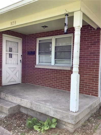 1653 E Wade Street, Indianapolis, IN 46203 - #: 21640699