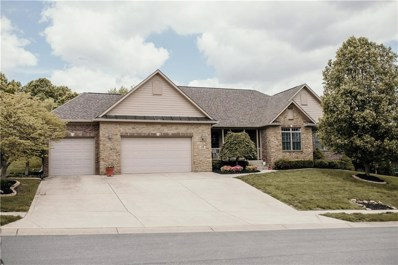 732 Christin Court, Plainfield, IN 46168 - #: 21640779