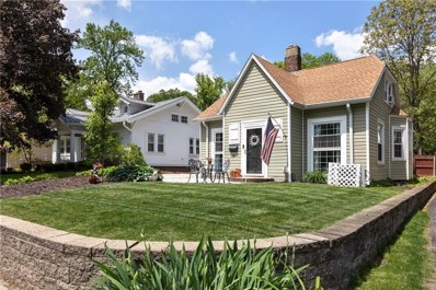 36 W 49th Street, Indianapolis, IN 46208 - #: 21640836