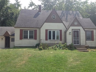 333 E 53RD Street, Anderson, IN 46013 - #: 21640913