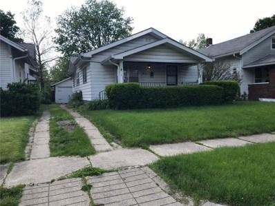 812 N Grant Avenue, Indianapolis, IN 46201 - #: 21641003