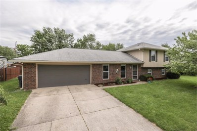 702 Front Royal Drive, Indianapolis, IN 46227 - #: 21641035