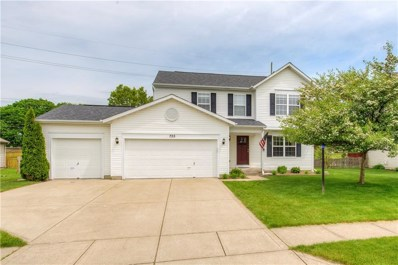 725 Country Walk Drive, Brownsburg, IN 46112 - #: 21641101