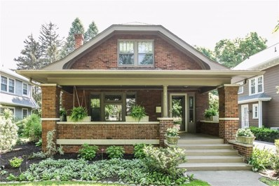 4235 N Central Avenue, Indianapolis, IN 46205 - #: 21641140