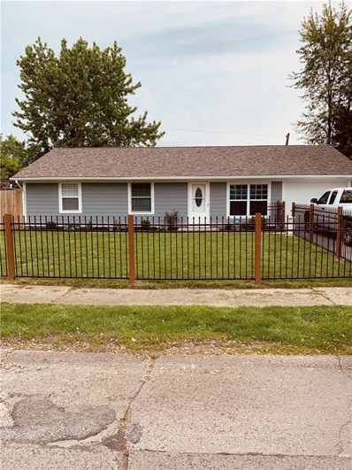 3423 Ashway Drive, Indianapolis, IN 46224 - #: 21641300