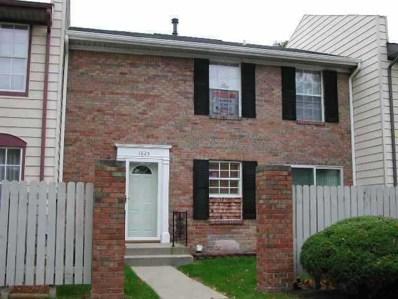1825 N Wellesley Commons, Indianapolis, IN 46219 - #: 21641331