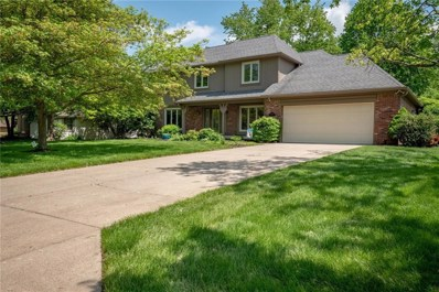 8801 Skippers Way, Indianapolis, IN 46256 - #: 21641368