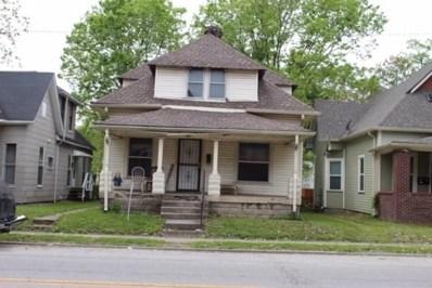36 N Rural Street, Indianapolis, IN 46201 - #: 21641389