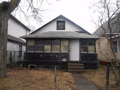 1321 Spruce Street, Indianapolis, IN 46203 - #: 21641398