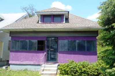 918 W 32nd Street, Indianapolis, IN 46208 - #: 21641417