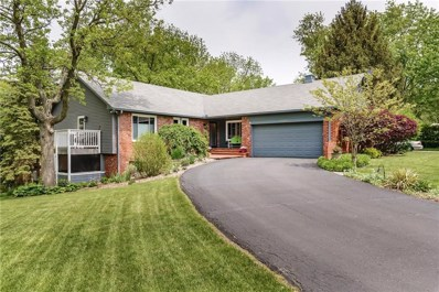 8243 Castlebrook Drive, Indianapolis, IN 46256 - #: 21641428
