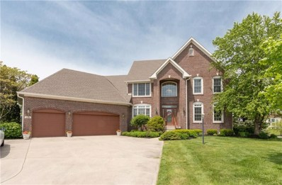 2424 Hopwood Drive, Carmel, IN 46032 - #: 21641461