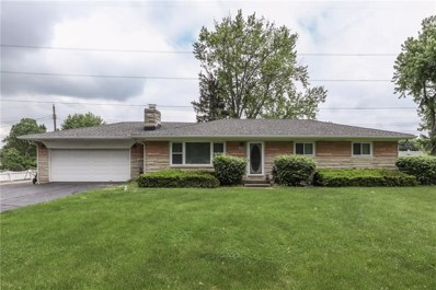 210 E Cragmont Drive, Indianapolis, IN 46227 - #: 21641476