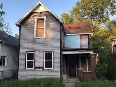 1245 Union Street, Indianapolis, IN 46225 - #: 21641524