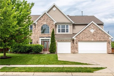 12978 S Ambergate Drive, Fishers, IN 46037 - #: 21641532