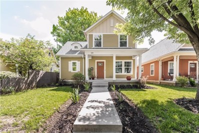 519 Jefferson Avenue N, Indianapolis, IN 46201 - #: 21641552