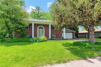 1252 N Goldenrod Drive, Indianapolis, IN 46219 - #: 21641561