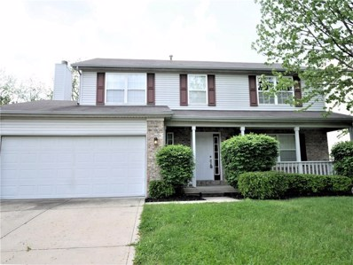 5323 Rippling Brook Way, Carmel, IN 46033 - #: 21641622