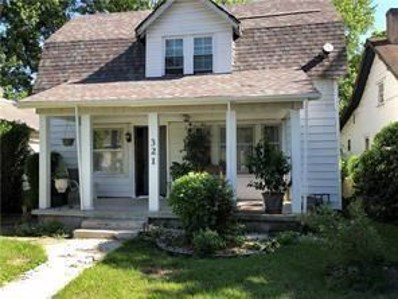 321 W 41st Street, Indianapolis, IN 46208 - #: 21641627