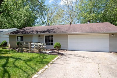 4326 Exmoor Court, Indianapolis, IN 46254 - #: 21641665