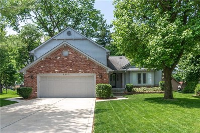 8440 Chateaugay Drive, Indianapolis, IN 46217 - #: 21641685
