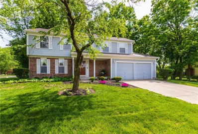8705 Appleby Lane, Indianapolis, IN 46256 - #: 21641687