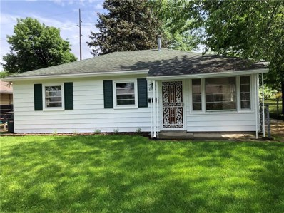 8203 Harrison Drive, Indianapolis, IN 46226 - #: 21641703