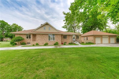 1001 N Mount Auburn Drive, Indianapolis, IN 46224 - #: 21641710