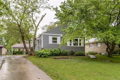 313 N Kitley Avenue, Indianapolis, IN 46219 - #: 21641736