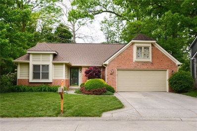 5518 Painted Maple Court, Indianapolis, IN 46254 - #: 21641830