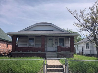 1529 E Wade Street, Indianapolis, IN 46203 - #: 21641857