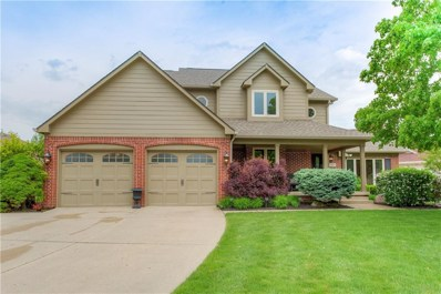 7428 Franklin Parke Boulevard, Indianapolis, IN 46259 - #: 21641925