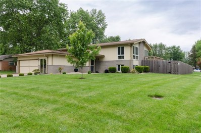 6916 Ransdell Street, Indianapolis, IN 46227 - #: 21641975