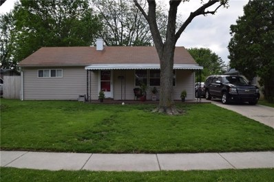 458 Park Drive, Greenwood, IN 46143 - #: 21641993