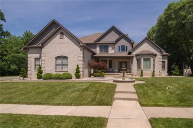 10812 Moors End Circle, Fishers, IN 46038 - #: 21642067