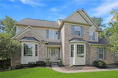8232 Sweetclover Court, Indianapolis, IN 46256 - #: 21642244