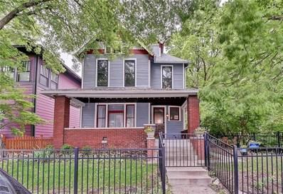 1841 N Delaware Street, Indianapolis, IN 46202 - #: 21642257