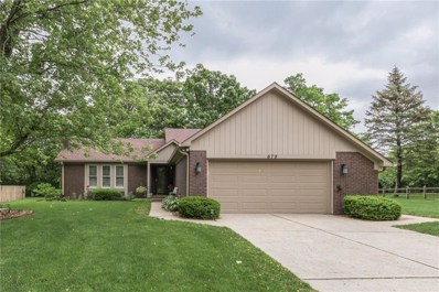 679 Echo Bend Boulevard, Greenwood, IN 46142 - #: 21642420