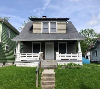 337 N Denny Street, Indianapolis, IN 46201 - #: 21642423