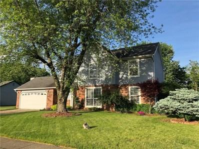 889 Sable Ridge Drive, Greenwood, IN 46142 - #: 21642533