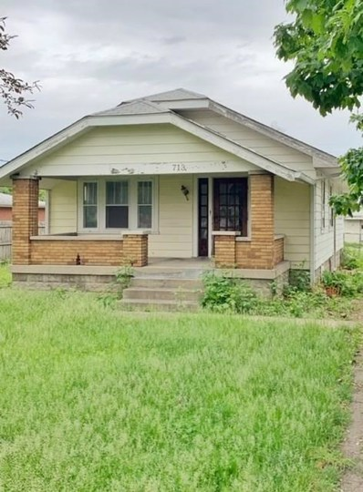 713 S Fuller Drive, Indianapolis, IN 46241 - #: 21642550